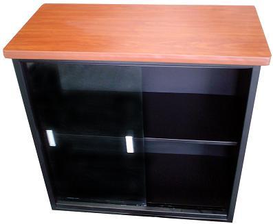 Credenza Con Llave : 4 almacenaje : credenza de 1 cuerpo con puerta vidrio